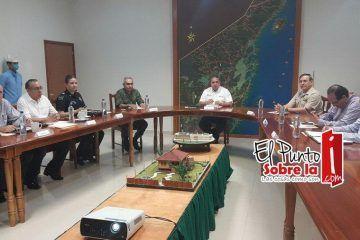 Proyectan autoridades elecciones tranquilas en Quintana Roo