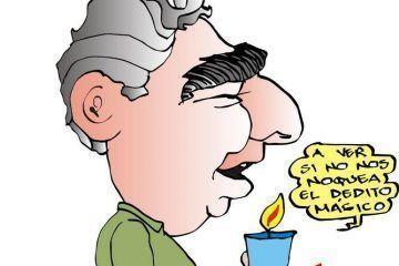 COLINAS: Hay esperanzas #caricatura