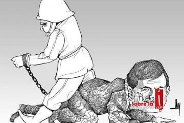 LUY: La captura #caricatura