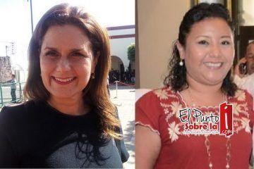 Mujeres suben al ring en la batalla por Felipe Carrillo Puerto
