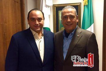 Roberto Borge Y Manlio Fabio: El Pri Llega Unido Y Fortalecido Al Proceso Electoral