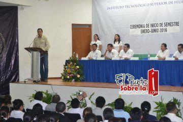 Invertirán 15 mdp al Tecnológico de Zona Maya