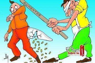LUY: Sin perder el tino #caricatura