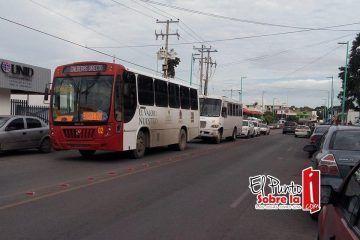Chetumal, en riesgo de quedarse sin transporte urbano