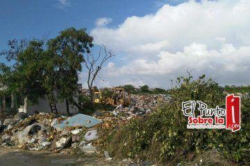 Poner fin al problema del basurero, el otro reto de Abuxapqui