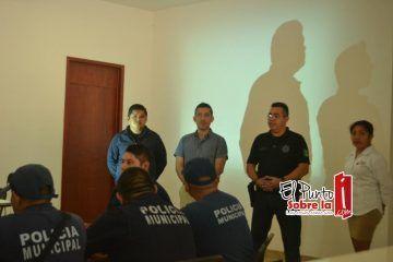 Instruyen a policías carrilloportenses