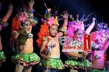 """Bacalar se viste de Fiesta con su Carnaval """"Al Ritmo de los Siete Colores"""""""