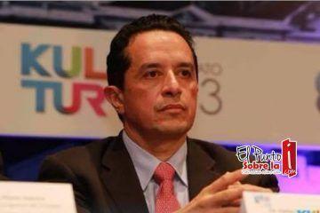 Oficialmente, Carlos Joaquín renuncia a la Subsecretaria de Turismo