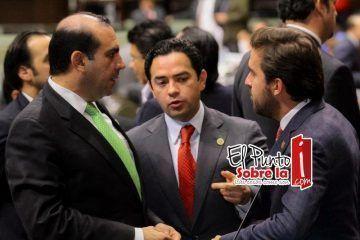 Legisla Chanito Toledo para impulsar leyes a favor del desarrollo de México