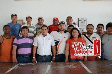 Alcalde de FCP busca refuerza área de deportes