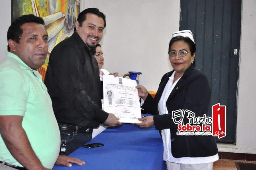 María de los Ángeles Cruz López.