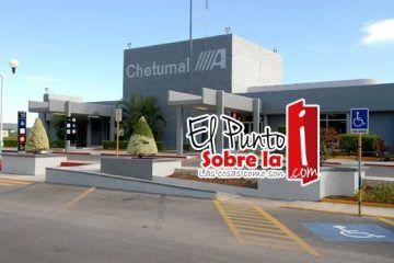 Ejidatarios dan ultimatum para toma del Aeropuerto de Chetumal