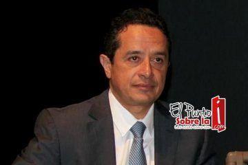 Renuncia Carlos Joaquín al PRI