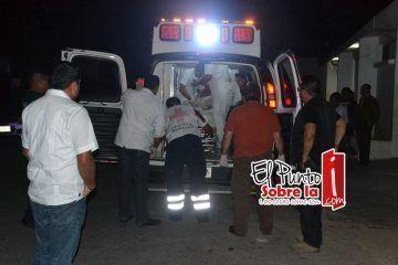 Policía baleado pierde la batalla en una cama de hospital