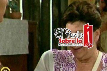 Murió María Luisa Alcalá, actriz de Dr. Cándido Pérez y El Chavo del 8