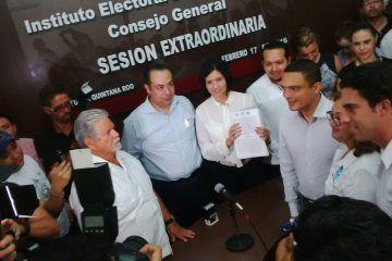 Catastrófica negociación del PRI con el PVEM y Panal