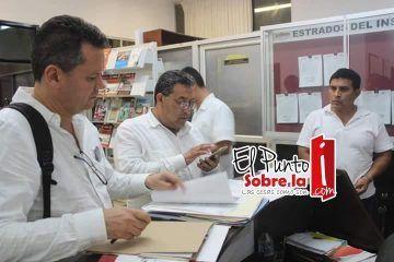 José Luis Leal se registra como candidato independiente a la gubernatura