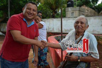 Erick Borges Yam será candidato independiente a la alcaldía de José María Morelos