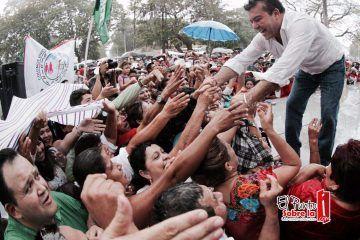 Mauricio Góngora apuesta por la unidad e inclusión
