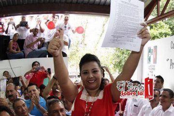 Doble contra sencillo que Paoly Perera ganará la presidencia municipal de FCP