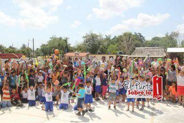 Bacalar: Cumpliendo compromisos en las comunidades rurales del décimo municipio