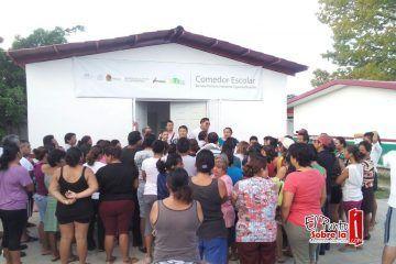 Fuera de control conflicto escolar de la primaria Fernando Figueroa