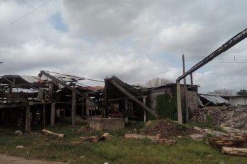 En total abandono la industria maderera de JMM