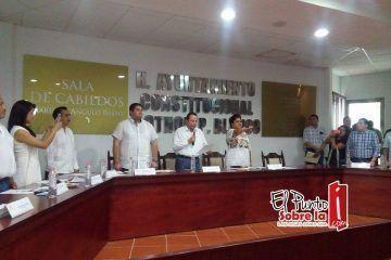 Abuxapqui deja OPB en busca de la candidatura del PRI