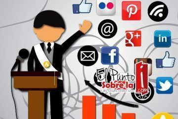 Redes sociales influyen más del 60 por ciento en la intención del voto