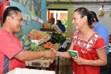 Promete Arlet alianza por el empleo y el crecimiento económico