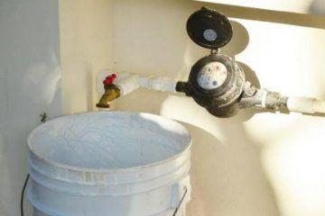 Aviso: baja presión en el servicio de agua potable en 15 colonias de Chetumal