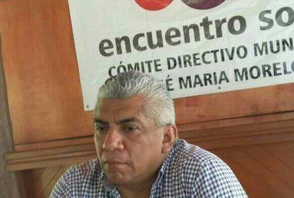 Pedro Pérez se declara listo y arranca campaña por el PES