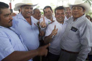 Organizaciones Campesinas en Bacalar respalda a Mauricio Góngora