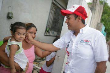 La seguridad de las familias isleñas es mi compromiso: Juan Carrillo Soberanis