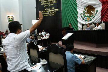 Cumplen legisladores con creación de leyes que protegen el ejercicio periodístico