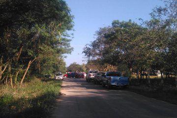Acuerdan autoridades de OPB y ejidatarios reparar camino del basurero