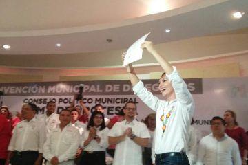 Arlet Mólgora es la candidata del PRI a la Presidencia Municipal de Othón P. Blanco
