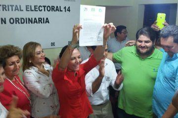 Othón P. Blanco será la fuerza de Quintana Roo : Arleth Mólgora