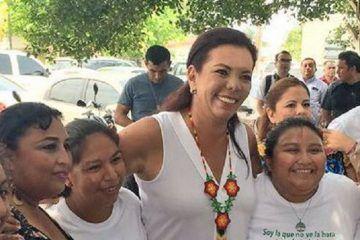 """""""En Quintana Roo se cumple con la paridad de género"""": Carolina Monroy"""