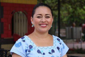 Queremos cozumeleños felices: Perla Tun