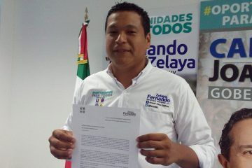 """El """"Chino"""" Zelaya se declara listo para debate"""