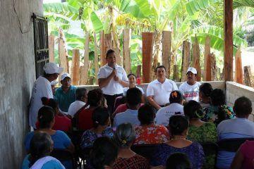 Paoly Perera propone proyectos eco-turisticos para Noh-Bec
