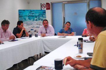 De la mano es posible rescatar Cozumel: Perla Tun