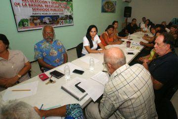 Será Puerto Morelos ejemplo de municipio limpio y organizado: Laura Fernández
