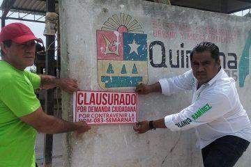Clausuran basurero municipal de OPB