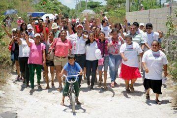 Mi compromiso es cumplir y atender a todos los sectores de Isla Mujeres: Juan Carrillo