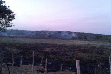 Aumenta Riesgo de Incendios Forestales en Bacalar