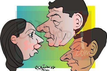 COLINAS: La tropa de Luis