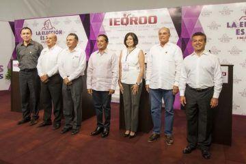 Mauricio Góngora gana debate y Pech rebasa por la izquierda a Carlos Joaquín