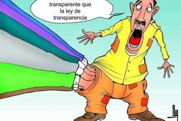 LUY: Transparencia